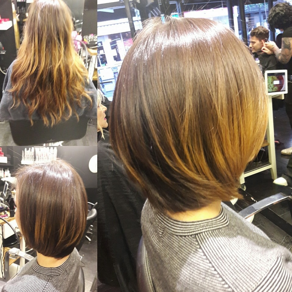 Frau Schneider Stylist Vienna - Haircut - Dyed Hair (1)