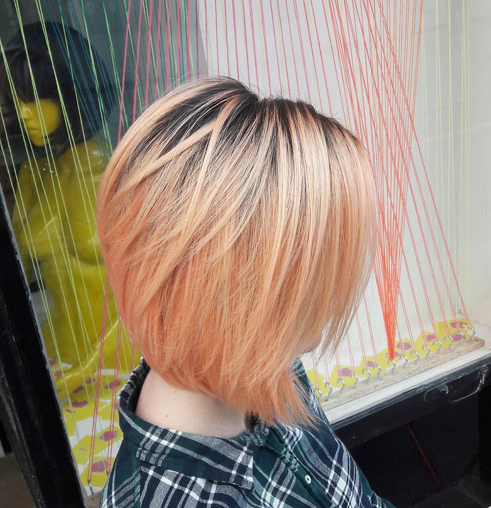 Frau Schneider Stylist Vienna - Haircut - Dyed Hair (16)