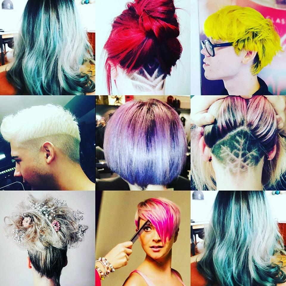 Frau Schneider Stylist Vienna - Haircut - Dyed Hair (3)