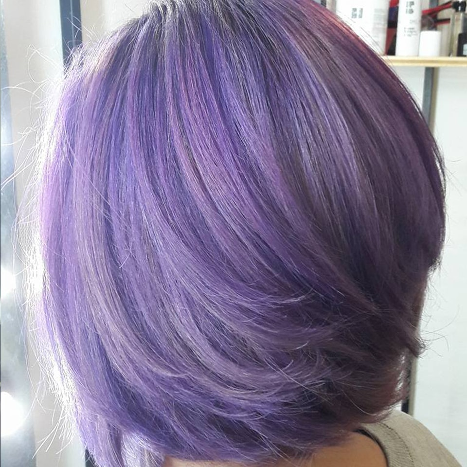 Frau Schneider Stylist Vienna - Haircut - Dyed Hair (4)