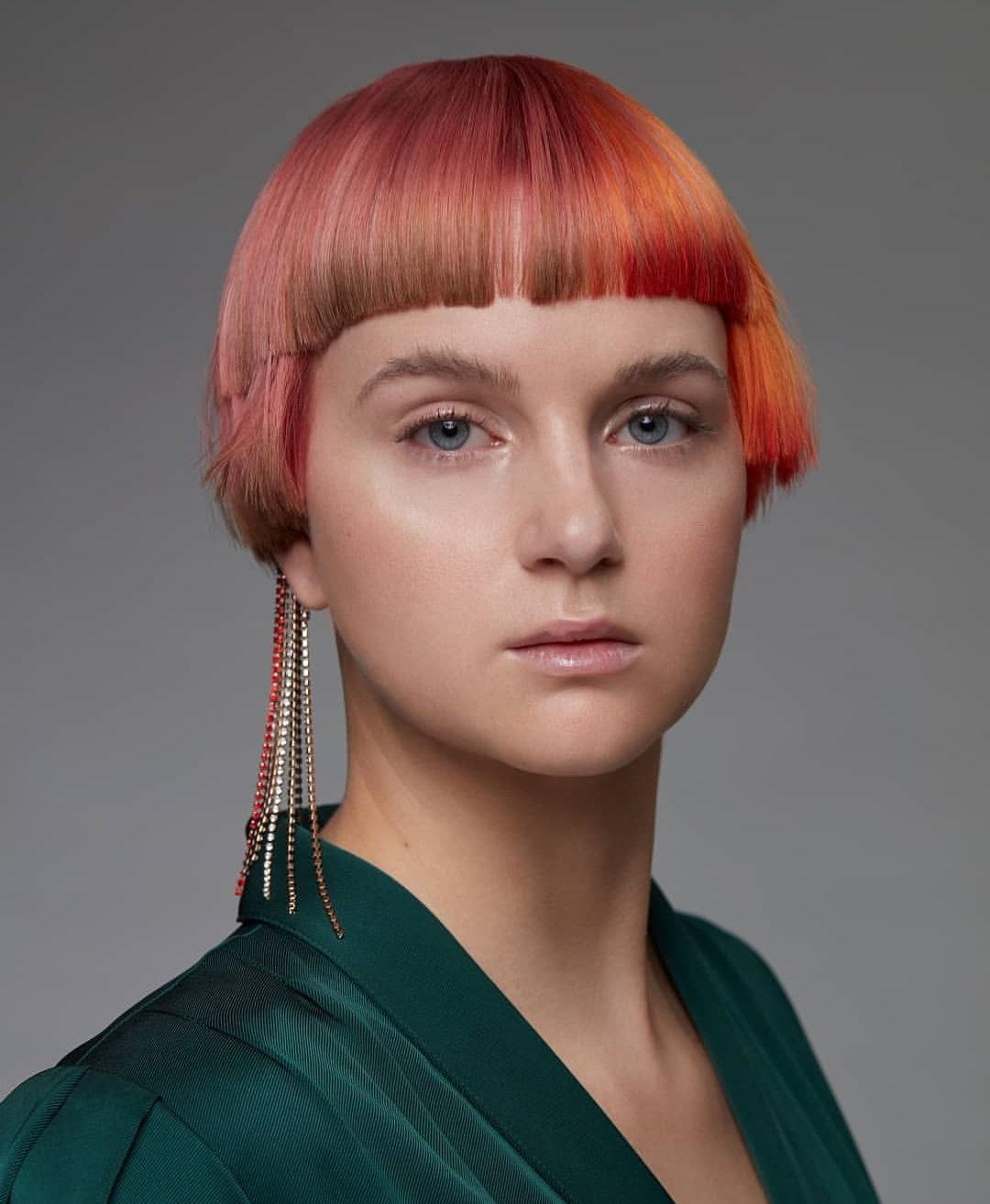 Frau Schneider Hairstyling in Wien - Haare Schneiden und Färben